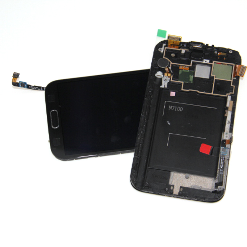 For-samsung-note2-N7100-lcd-34