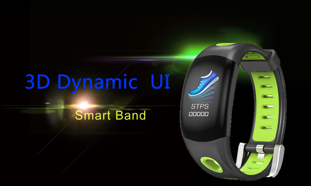 Fitness Bracelet with Activity Tracker 1