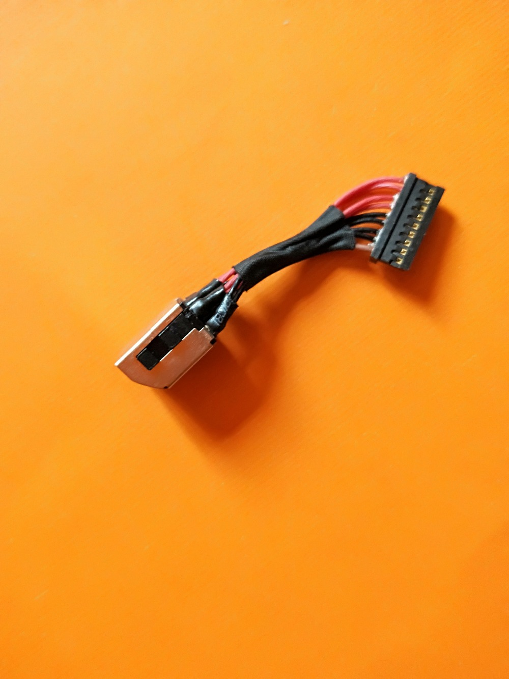 New original for <font><b>DELL</b></font> G3 3579 <font><b>3779</b></font> DC Power Jack Cable F5MY1 0F5MY1 image