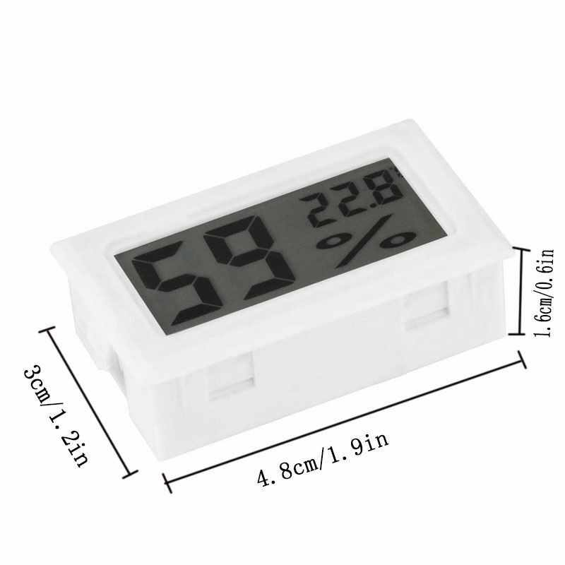 Digital LCD Auto Car Pet Thermometer  Temperature  Humidity Meter Sensor Instruments Hygrometer Pyrometer Thermostat Thermograph