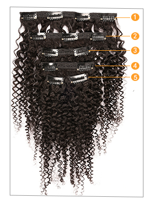 clip in human hair extensions african amercian clip in human hair extensions kinky curly clip in clip on human hair clip on real hair extensions natural curly clip ins clip in hair extensions natural hairpieces virgin hair clip ins
