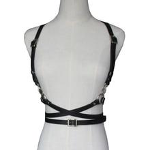 Leather belts Slim adjustable metal waist belts