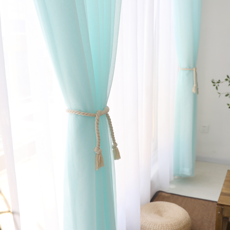 angeloferrer teal sheers com curtains blue sheer green