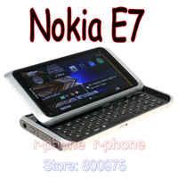 Original NOKIA E7 Mobile Phone Unlocked 3G wifi Smartphone Refurbished Touchscreen