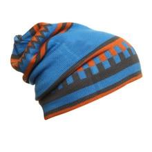 Shocking Show Winter Unisex Women Men Knit Ski Crochet Slouch Hat Cap Beanie Hip-Hop Hat Solid