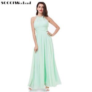 3a9ed3b716 SOCCI WEEKEND Elegant Prom Dress 2018 Party Dresses Gowns