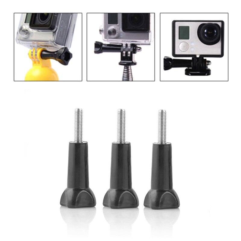 100X vis pour GoPro Go Pro Hero 4 3 + 3 2 SJ4000 SJ5000 SJCAM Xiaomi Yi accessoires de caméra