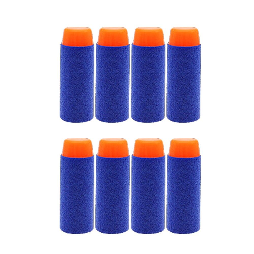 50 шт. 35 мм короткие Dart пули для Нерфа Retaliator казенной Изменение Комплект Игрушка синий