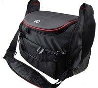 SLR Camera Bag Shoulder Messenger Travel Camera Bag Case For Canon EOS 650D 600D 80D