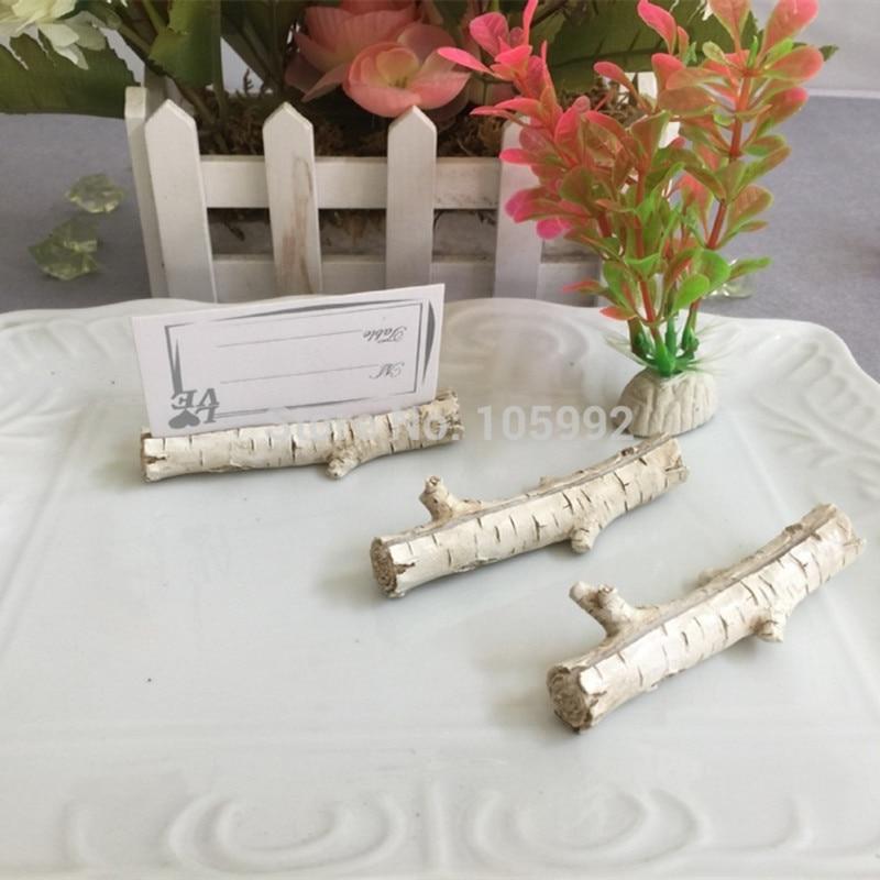 Archaize ogranak vjenčanja mjesto držač kartice Vintage vjenčanja - Za blagdane i zabave