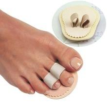 Feet Care Hallux Valgus Orthopedic Metatarsal Crooked Overlapping Hammer Toe Straightener Corrector Foot Massager C170