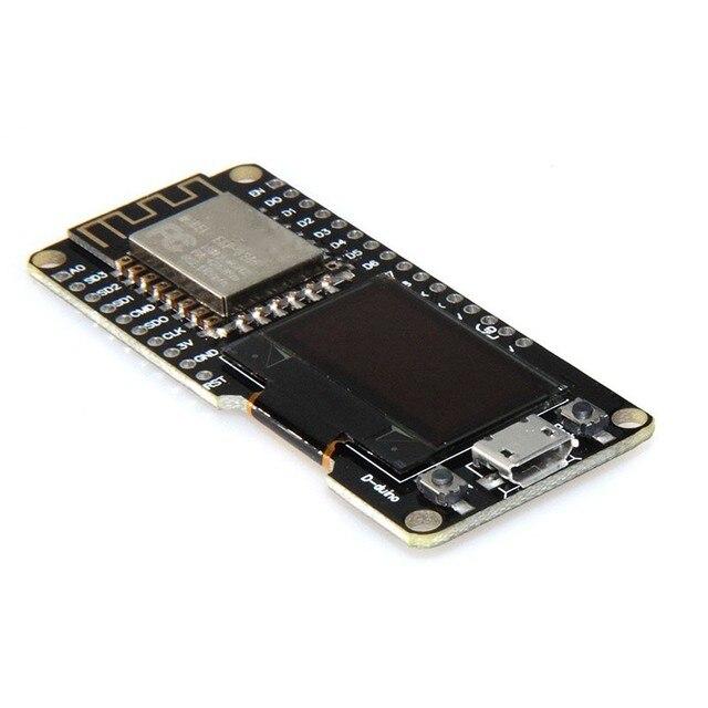 New NODEMCU WIFI and ESP8266 NODEMCU 0.96-inch  or 1.3-inch OLED For Arduino ESP32 OLED