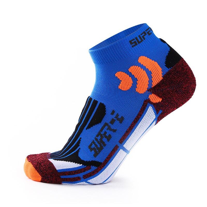 2018 Newest Men women thicken trekking sock Coolmax Sweat-absorbent breathable Quick-Drying sports Running Socks