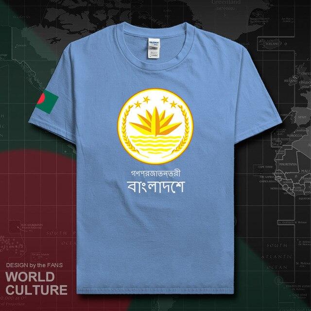 US $5 99 |Bangladesh men t shirts fashion 2018 jerseys nation team cotton t  shirts meeting fitness clothing tees country BD Bangladeshi 20-in T-Shirts