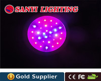 30W UFO Led Grow Lights,AC85-265V red blue Hydroponic Systems for Indoor Horticulture Growing Lighting Grow box