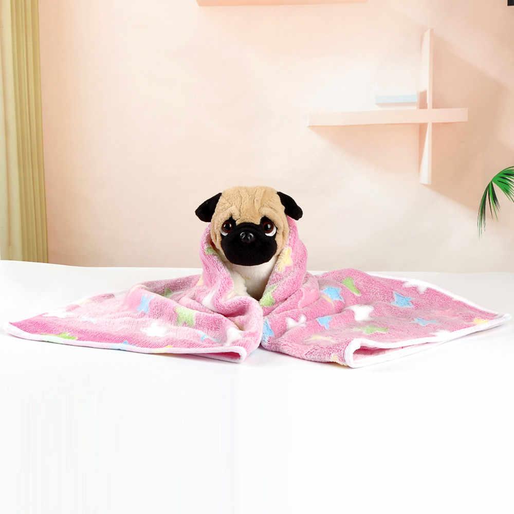 Корзина для собак Собака Кошка Кровать Собака Кошка Одеяло для отдыха дышащая подушка для домашних животных мягкий теплый коврик для сна чехол для дома для собак кошек #25