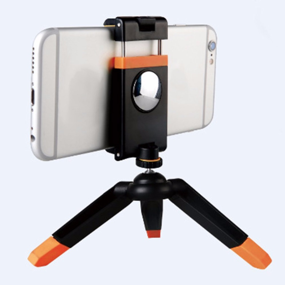 Flexible Desktop Tripod Adjustable Mount Bracket Portable Mobile Phone Camera Holder 360degree Rotation Stand Universal Tripod