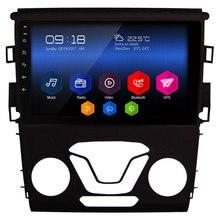 9 «ips wifi Android 8,1 Octa Core 2 Гб оперативная память 32 ГБ Встроенная RDS автомобильный DVD мультимедийный плеер радио для Ford Mondeo Fusion 2013-2017