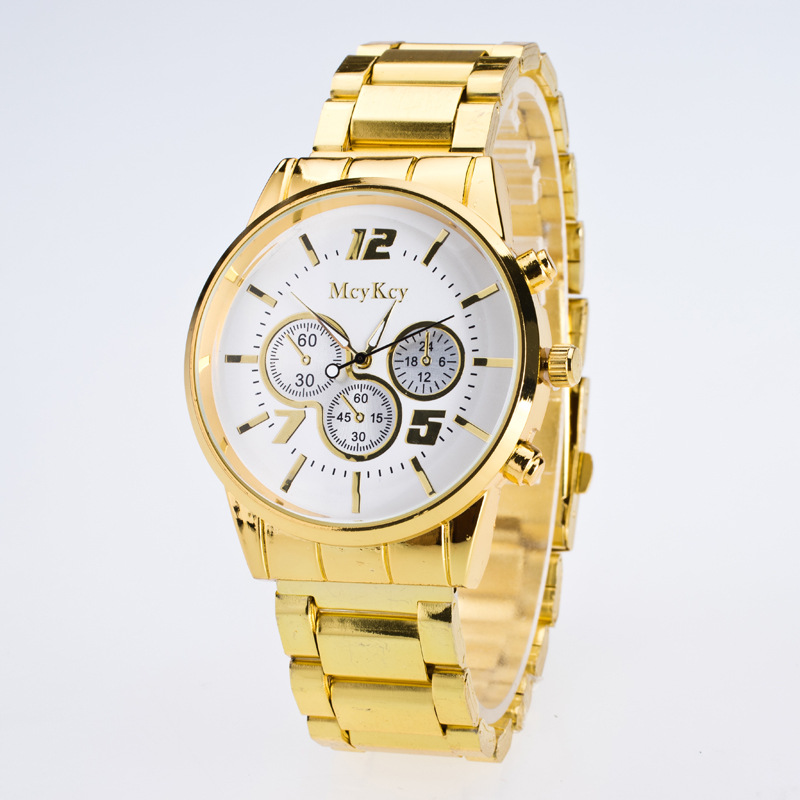 online get cheap gold color watches aliexpress com alibaba group 2016 new fashion watch gold color mens watches casual top brand luxury hot selling men watch
