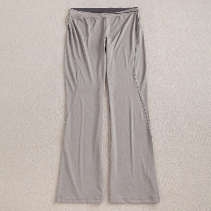 bf73e8d243 2018 mujeres más tamaño danza Yoga pantalones Deporte Fitness patchwork  cremallera push-up Pantalones deportivos fitness sweat skinny gym Pantalones