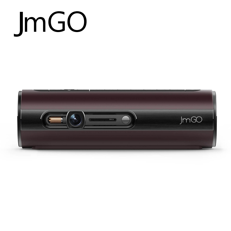 JmGo PI Bluetooth USB Video Smart Android Airplay For Smart Phone Wifi Micro DLP Mini PhonePortable Intelligent Projector