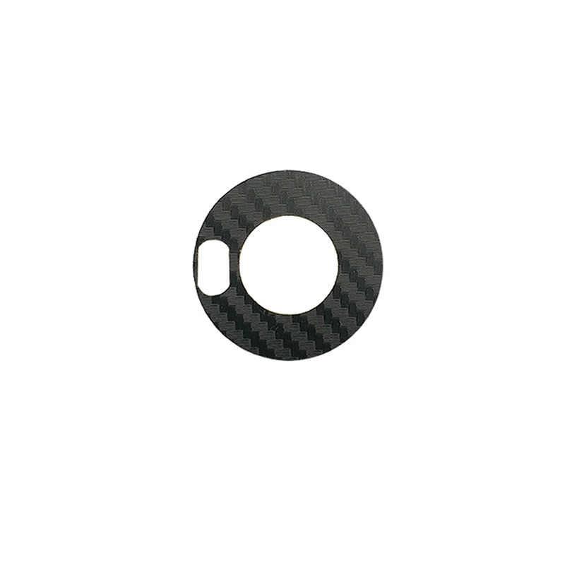 Часы из закаленного стекла пленка для Garmin Fenix 5 Carbon Fiber Back screen Protector Film Cover Nice с вашим ремешком для часов
