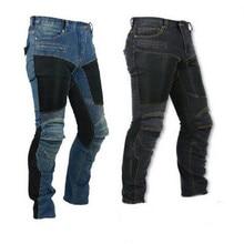 KOMINE MOTORPOOL UBS06 PK719 джинсы для отдыха на мотоцикле мужские внедорожные уличные джинсы/штаны для велоспорта с защитой для мужчин t