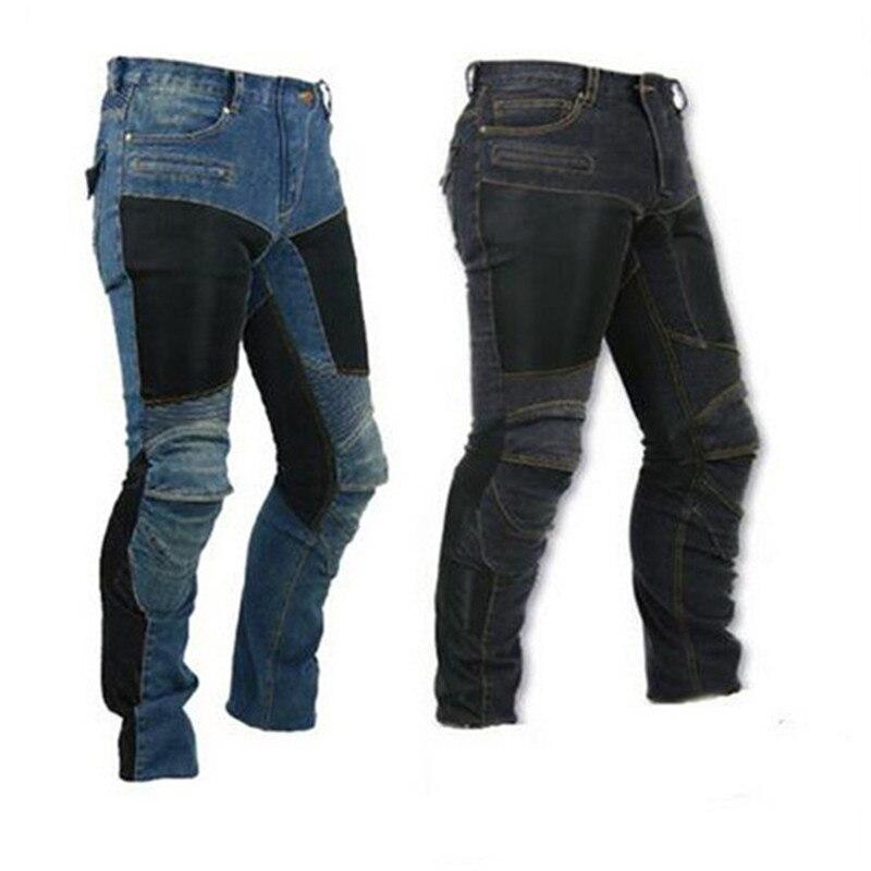 2018 KOMINE MOTORPOOL UBS06 PK719 джинсы для отдыха мотоциклетные Для Мужчинs внедорожные открытый Жан/Велосипеды брюки с защиты оборудовать Для мужчин t
