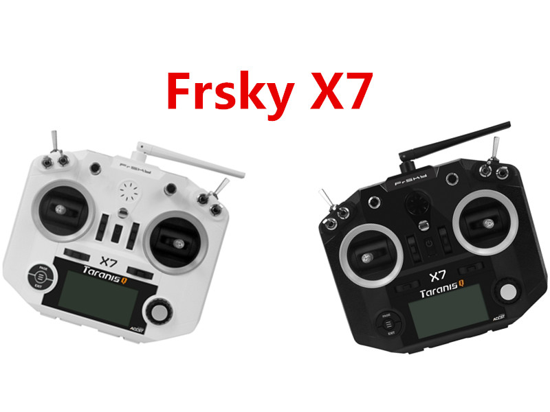 FrSky ACCST Taranis Q X7 QX7 2 4GHz 16CH Transmitter For RC Multicopter FRSKY X7