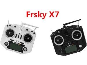 Image 1 - FrSky ACCST Taranis Q X7 QX7 2.4GHz 16CH الارسال ل RC مولتيكوبتر FRSKY X7