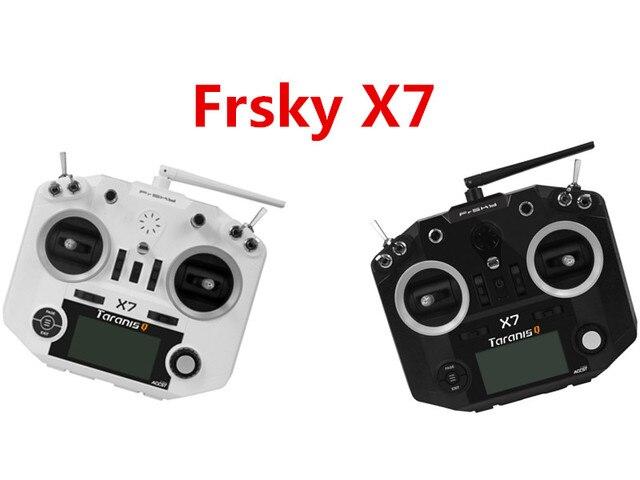 FrSky ACCST Taranis Q X7 QX7 2.4GHz 16CH الارسال ل RC مولتيكوبتر FRSKY X7