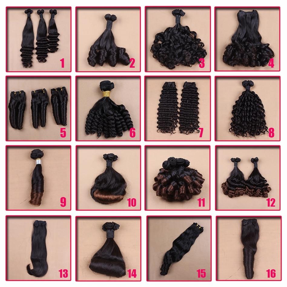ФОТО Fumi Hair Double Drawn Brazilian Virgin Hair Aunty Fumi Hair,Spring Curly NG Beauty Hair,32 Kinds Of Modelling Can Choose
