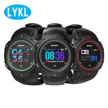 2018 умные часы Цвет ЖК-дисплей Новый F13 Smartwatch Браслет Открытый IP68 Multi-спортивные часы Для мужчин Для женщин спортивные Носимых устройств