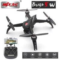 Bugs5W B5W двойной gps Drone MT 1806 безщеточный WI FI FPV 5 г 1080 P HD Камера Follow me Селфи quadcopter автоматический возврат вертолет