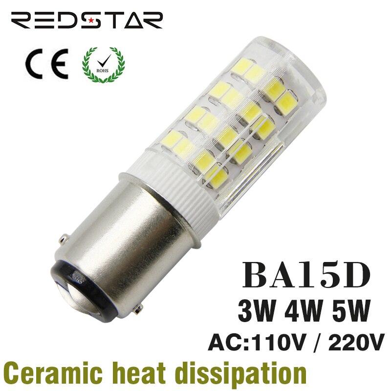 Ba15d Led Light Bulb Base 3w 4w 5w Replacement Halogen