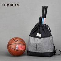 Waterproof Sport Bag Gym Bag Softback Sports Backpacks Women Men Sports Bags Sport Accessories Basketball soccer racket bag