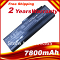 7800mAH Laptop Battery for Asus N53 N53TA A32-M50 M50s N53S N53SV A32-N61 A32-X64 A33-M50
