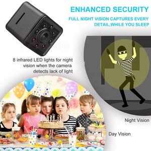 Image 5 - FANGTUOSI SQ13 WIFI küçük mini kamera kamera HD 1080P video gece görüş kamera mikro kamera DVR hareket kaydedici kamera