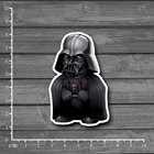 Star Wars Character II Waterproof PVC Laptop Notebook Skin Sticker Car Styling Home decor jdm kid Toy Suitcase Stickers[single]