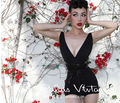 FREE SHIPPING Le Palais Vintage Retro elegant and sexy all-match black low cut Halter tied Siamese bodycon jumpsuits
