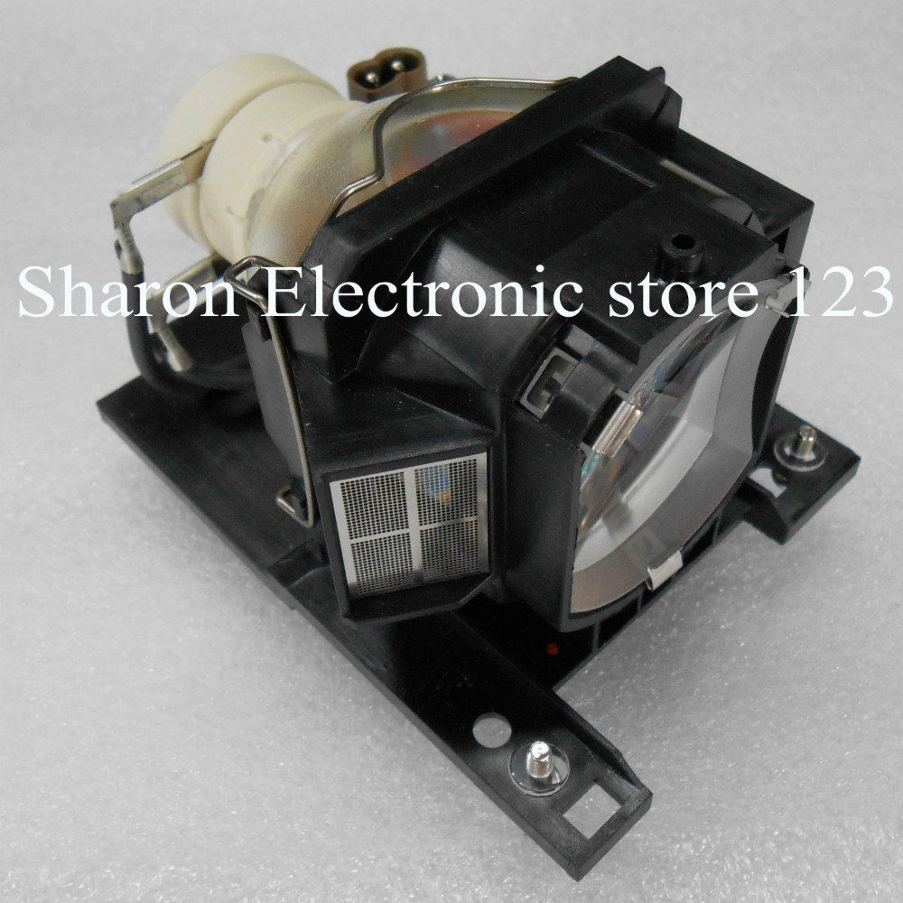 Free Shipping Brand New Replacement Lamp with Housing DT01022 For CP-RX78/CP-RX80/ED-X24 Projector free shipping brand new replacement