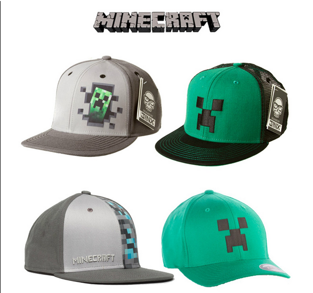 788d54b9ffd New 5 Type! Fashion Minecrafter Hat Both Adults And Children Are Suitable  Minecrafter Toys Children s Birthday Presents