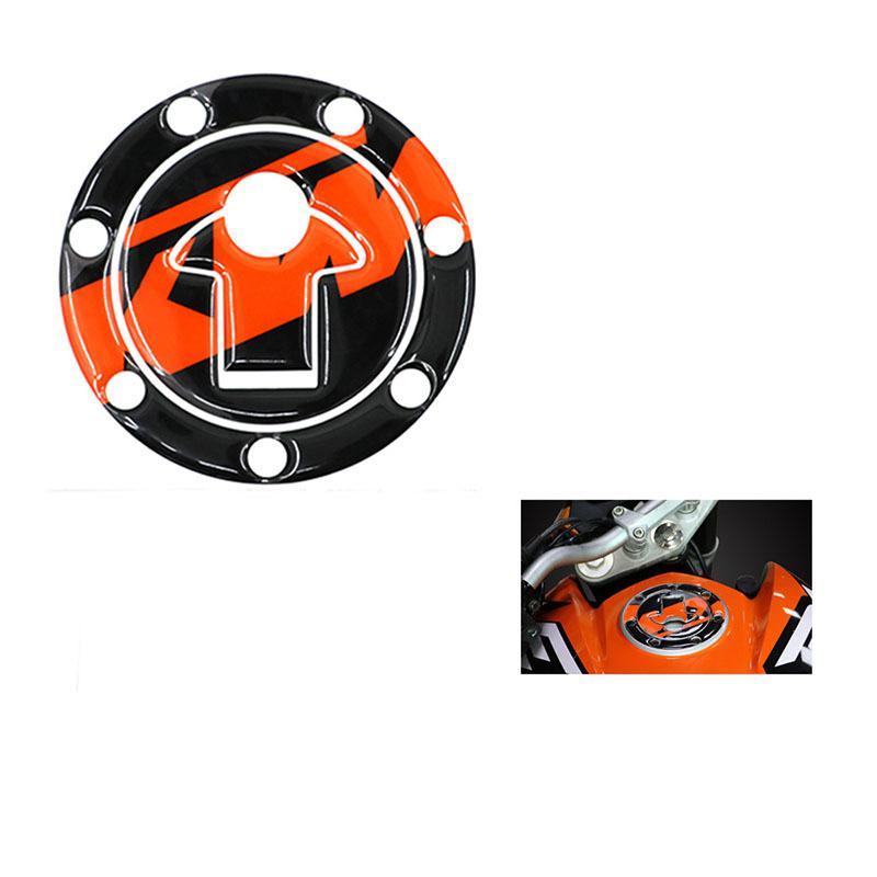 Reflective 3D Motorcycle Sticker Fuel Oil Tank Pad Decal Protector Cover For KTM DUKE390 13-14/DUKE200 12-14 Accessories