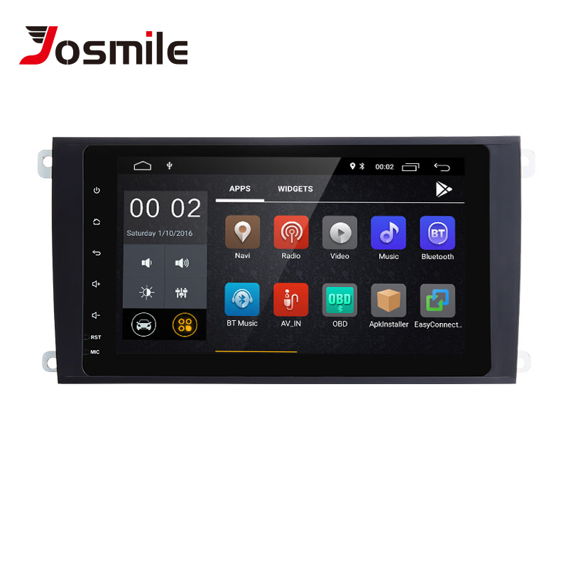 Android 8.1 2 Din Car Radio Car Multimedia Player For Porsche Cayenne 2003 2004 2005 2006 2007 2008 2009 2010 955 mm Head Unit Android 8.1 2 Din Car Radio Car Multimedia Player For Porsche Cayenne 2003 2004 2005 2006 2007 2008 2009 2010 955 mm Head Unit