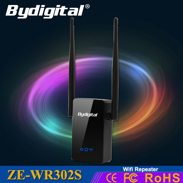 Bydigital 300 Mbps 3G/4G wifi wi fi roteador Repetidor Dual Antena Señal Booster Router Inalámbrico 802.11n/b/g