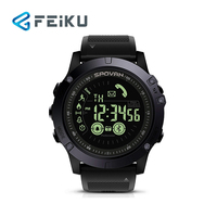 FEIKUPR1 Bluetooth sports digital smart watch 33 months standby time 24 hours all weather monitoring smart watch for IOS Android