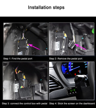 Automobile Accessories Car Pedal Commander Throttle Booster Accelerator Electronic Throttle Controller For SUZUKI ESCUDO 2005.5+