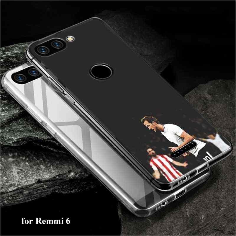 透明ソフトシリコン電話ケースハリー · ケイン xiaomi A1 A2 8 F1 Redmi S2 注 4 × 5 6 5A 6A プロ Lite のプラス