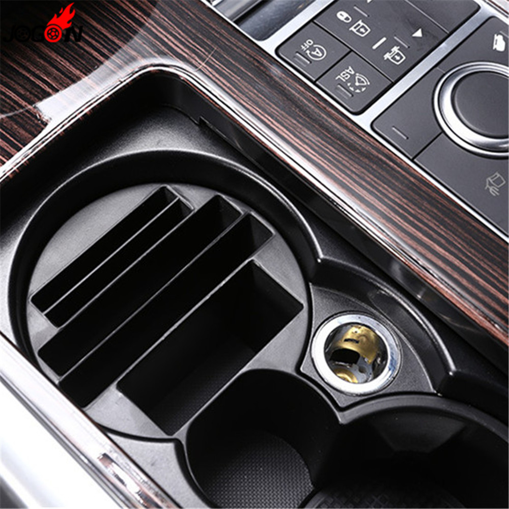 HIGH FLYING Black Armrest Glove Storage Box Container for BMW X3 F25 2011-2016 for BMW X4 F26 2014-2017