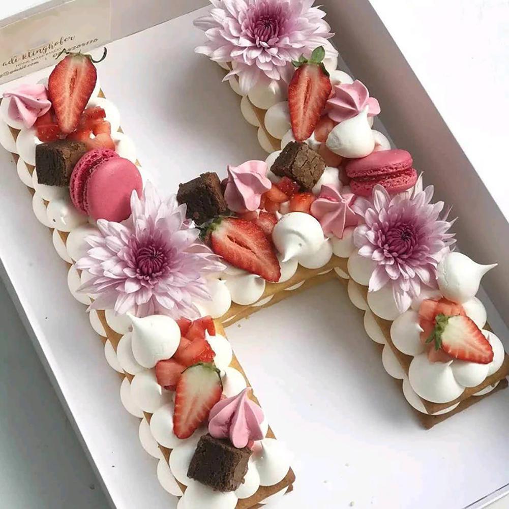 Awe Inspiring 10 Inch Pet Alphabet A Z Letters Diy Birthday Cake Making Mold Personalised Birthday Cards Arneslily Jamesorg